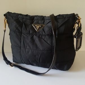 PRADA Tessuto Authentic Bag